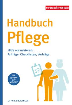 Handbuch Pflege von Bretzinger,  Otto N.