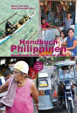Handbuch Philippinen von Schwieger,  Jörg, Werning,  Rainer