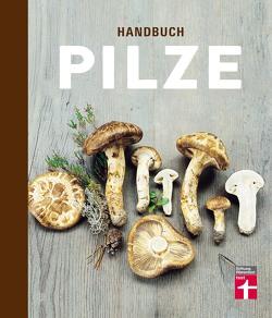 Handbuch Pilze von Busch,  Stephanie, Holmberg,  Pelle, Marklund,  Hans