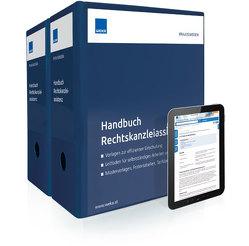Handbuch Rechtskanzleiassistenz von Barbach,  Mag. Sabine, Futterknecht,  Mag. Andrea, Hammer,  Mag. Severin, Schmelz,  Mag. Eva-Maria, Zettel,  Dr. Birgit