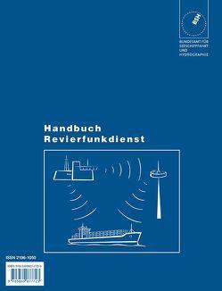 Handbuch Revierfunkdienst von Bundesamt für Seeschifffahrt und Hydrographie