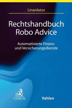 Handbuch Robo Advice von Linardatos,  Dimitrios