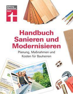 Handbuch Sanieren und Modernisieren von Burk,  Peter