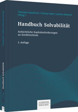 Handbuch Solvabilität von Gendrisch,  Thorsten, Hahn,  Ronny, Klement,  Jochen