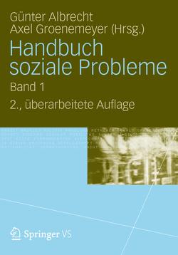 Handbuch soziale Probleme von Albrecht,  Günter, Groenemeyer,  Axel