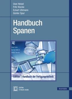 Handbuch Spanen von Spur,  Günter