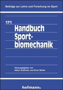 Handbuch Sportbiomechanik von Gollhofer,  Albert, Mueller,  Erich