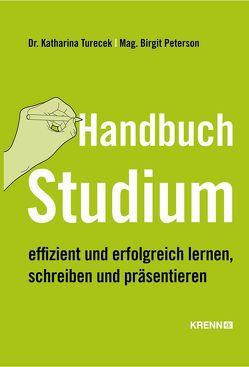 Handbuch Studium von Peterson,  Birgit, Turecek,  Katharina