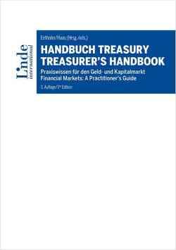 Handbuch Treasury / Treasurer's Handbook von Enthofer,  Hannes, Haas,  Patrick