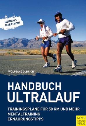 Handbuch Ultralauf von Olbrich,  Wolfgang