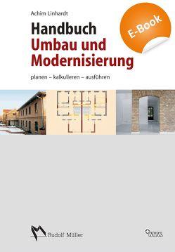 Handbuch Umbau Modernisierung – E-Book (PDF) von Linhardt,  Achim