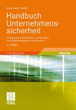 Handbuch Unternehmenssicherheit von Müller,  Klaus-Rainer