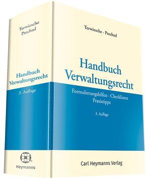 Handbuch Verwaltungsrecht von Prechtel,  Ulf, Terwiesche,  Michael