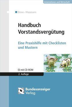 Handbuch Vorstandsvergütung (E-Book) von Bosse,  Christian