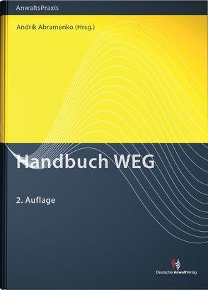 Handbuch WEG von Abramenko,  Andrik