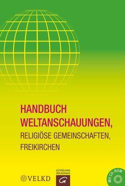 Handbuch Weltanschauungen, Religiöse Gemeinschaften, Freikirchen von Jahn,  Christine, Pöhlmann,  Matthias, Vereinigte Evangelisch-Lutherische