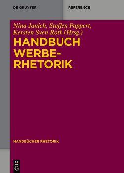 Handbuch Werberhetorik von Janich,  Nina, Roth,  Kersten Sven