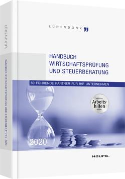 Handbuch Wirtschaftsprüfung und Steuerberatung 2020 von Hossenfelder,  Jörg