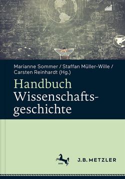 Handbuch Wissenschaftsgeschichte von Müller-Wille,  Staffan, Reinhardt,  Carsten, Sommer,  Marianne