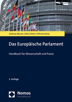 Handbuch zum Europäischen Parlament von Dialer,  Doris, Maurer,  Andreas