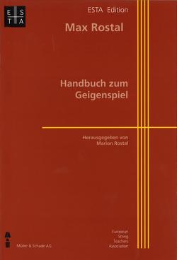 Handbuch zum Geigenspiel von Ozim,  Igor, Rostal,  Max, Volmer,  Berta