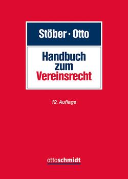 Handbuch zum Vereinsrecht von Otto,  Dirk-Ulrich