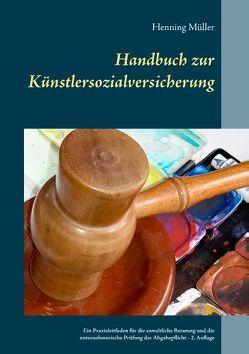 Handbuch zur Künstlersozialversicherung von Müller,  Henning