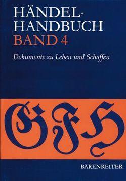 Händel-Handbuch / Händel-Handbuch von Siegmund-Schultze,  Walther