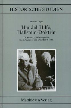 Handel, Hilfe, Hallstein-Doktrin von Gupta,  Amit
