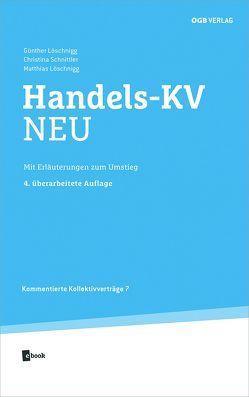Handels-KV NEU von Löschnigg,  Günther, Löschnigg,  Matthias, Schnittler,  Christina