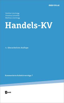 Handels-KV 2019 von Löschnigg,  Günther, Löschnigg,  Matthias, Schnittler,  Christina