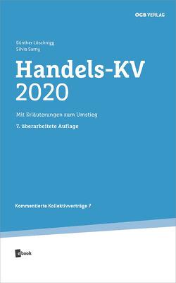Handels-KV 2020 von Löschnigg,  Günther, Sarny,  Silvia