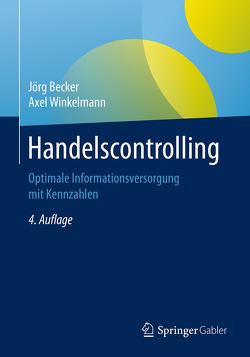 Handelscontrolling von Becker,  Jörg, Winkelmann,  Axel