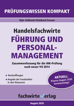 Handelsfachwirte: Führung und Personalmanagement von Fresow,  Reinhard