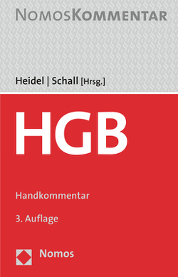 Handelsgesetzbuch von Heidel,  Thomas, Schall,  Alexander