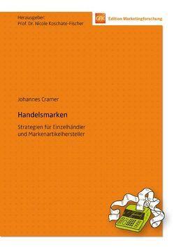 Handelsmarken von Cramer,  Johannes, Koschate-Fischer,  Nicole