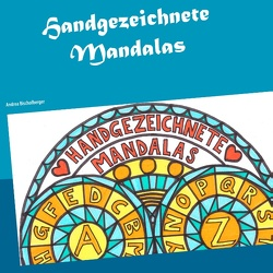 Handgezeichnete Mandalas von Bischofberger,  Andrea