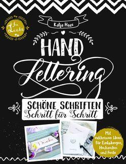 Handlettering von Haas,  Katja