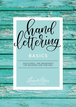Handlettering Basics von Blum,  Ludmila
