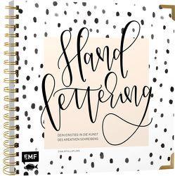 Handlettering – Dein Einstieg in die Kunst des kreativen Schreibens von Chalkfulloflove