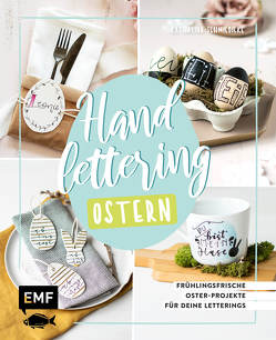 Handlettering Ostern von Schmiedicke,  Katharina