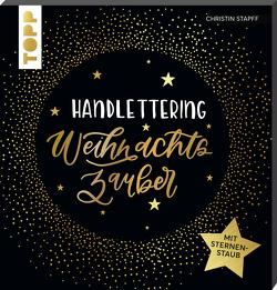 Handlettering Weihnachtszauber von Stapff,  Christin