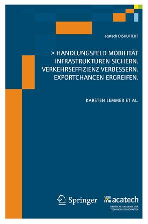 Handlungsfeld Mobilität von Lemmer,  Karsten