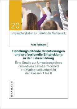 Handlungsleitende Orientierungen und professionelle Entwicklung in der Lehrerbildung von Fellmann,  Anne