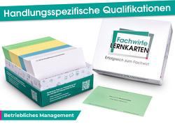 Handlungsspezifische Qualifikationen – Lernkarten Betriebliches Management von Guttmann,  David