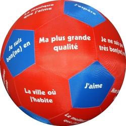 HANDS ON Lernspielball – Balle de Conversation (Französisch)