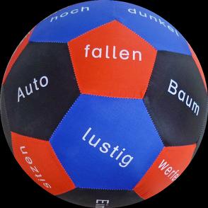 HANDS ON Lernspielball – Wortarten bestimmen