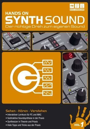 Hands On Synthsound, Vol.1 von Moogulator