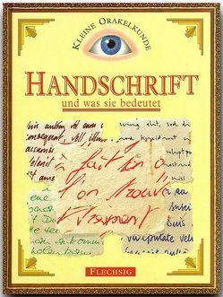 Handschrift – und was sie bedeutet von Barrett,  David V, Engelking,  Antje