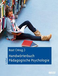 Handwörterbuch Pädagogische Psychologie von Rost,  Detlef H.